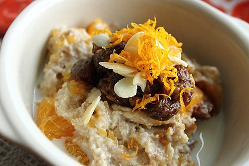 Orange Mincemeat festive overnight oats (13)