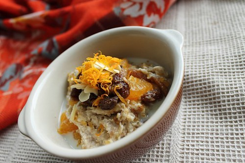 Orange Mincemeat festive overnight oats (4)