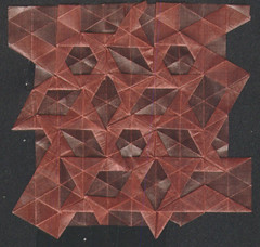negative rhombus tesselation