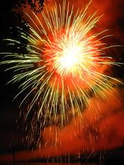 Mexico's Firework Performance