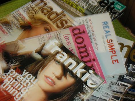 International Magazine Swap Program - Sign up!
