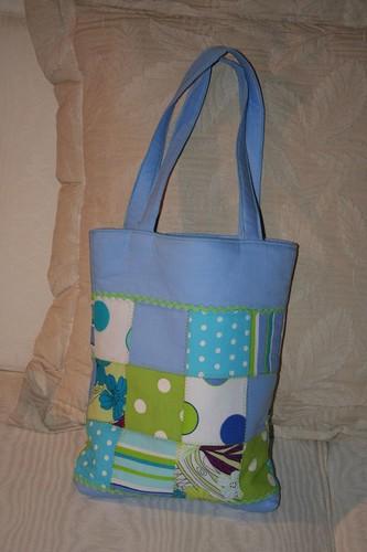 My new favorite bag, from Beki