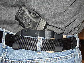 guns concealed carry