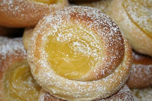 Lemon pastries, Ecuador