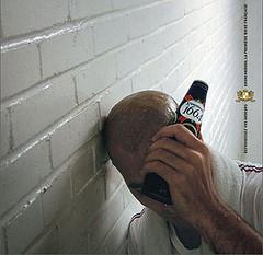 Zidane icecold beer