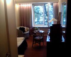 Hotel Alfred Nobel - room