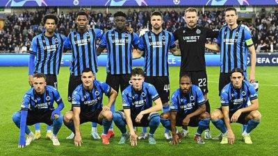 Club Brugge KV » Squad 2017/2018