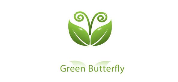 Free Eco Vector Logo Template