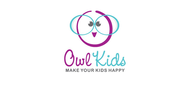 Kids Free Logo Vector