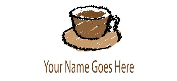Coffee Logo Vector Template