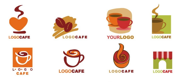 Free Coffee Logo Vector Template