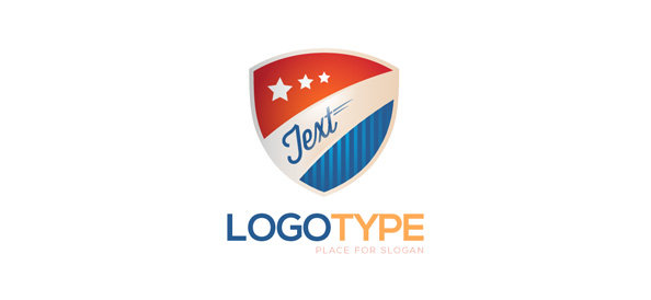 Security Logo Design Template