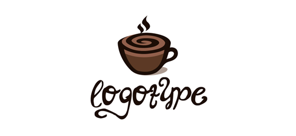 Cafe Logo Design Template