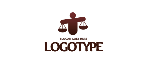 Attorney Logo Template