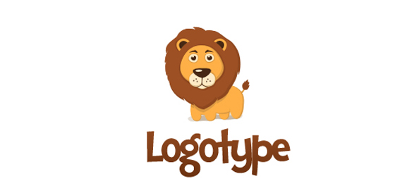 Lion Logo Design Template