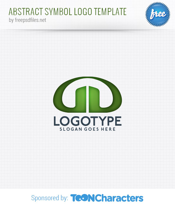 Abstract Symbol Logo Template