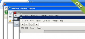 7 Free Web Browser Frames