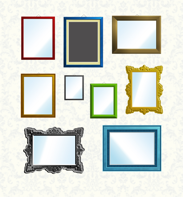 Glasses Frame Psd : Free PSD Frames - Free PSD Files