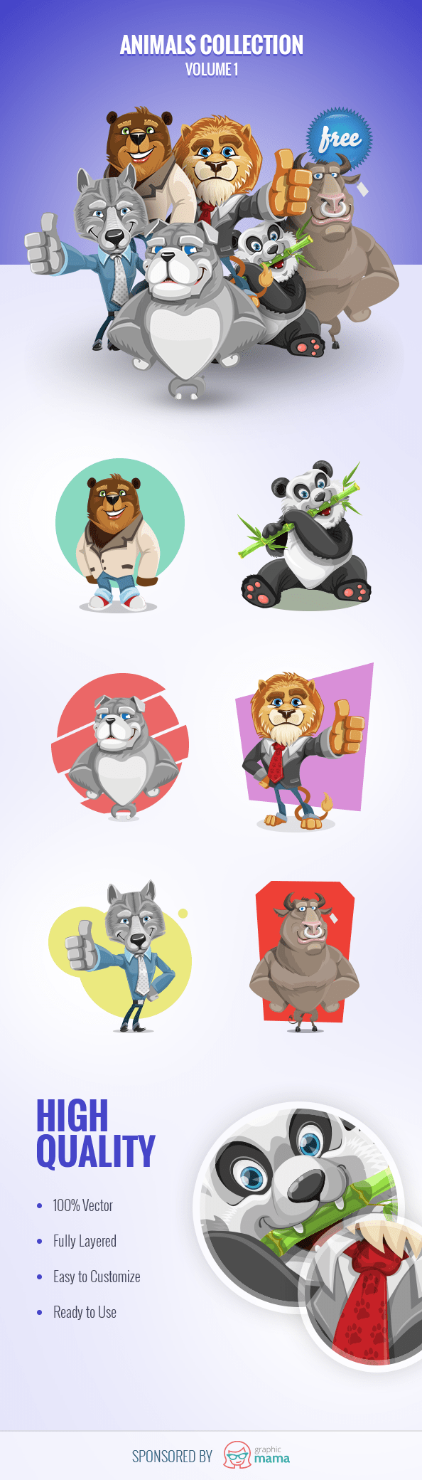 Free_Vector_Animal_Characters