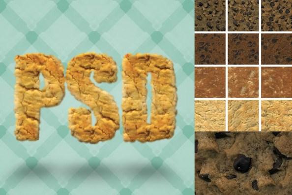 seamless_cookie_textures