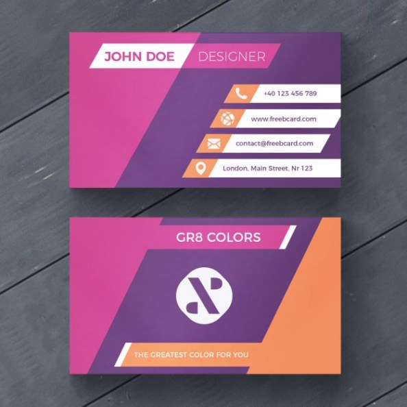 purple-and-orange-business-card