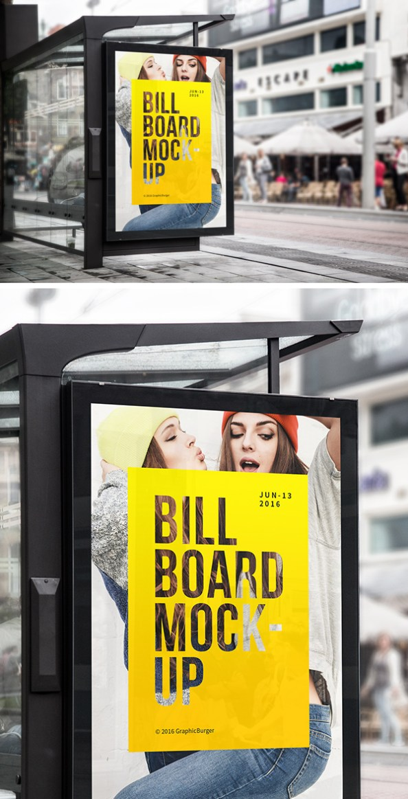 Bus-Stop-Billboard-MockUp
