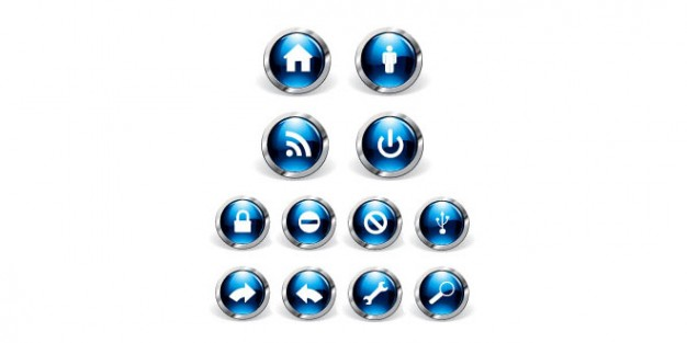 rounded-blue-icons-design