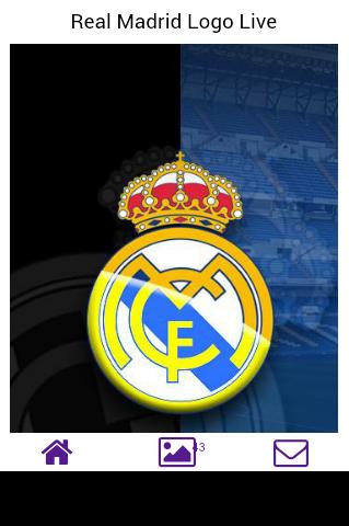 Free Real Madrid Logo Live Wallpaper APK Download For Android | GetJar