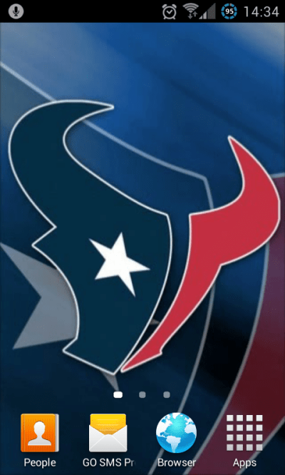 Free Houston Texans NFL Live Wallpaper APK Download For Android | GetJar