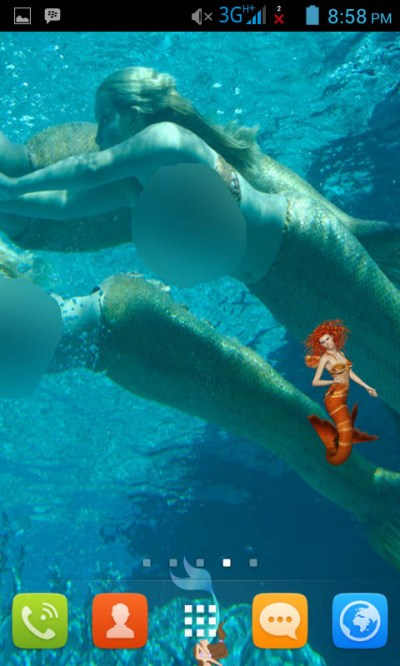Free Mermaid Live Wallpaper Free APK Download For Android   GetJar