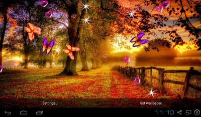 Free 3D Autumn Live Wallpapers APK Download For Android | GetJar