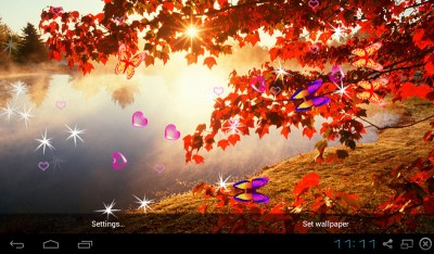 Free 3D Autumn Live Wallpapers APK Download For Android | GetJar