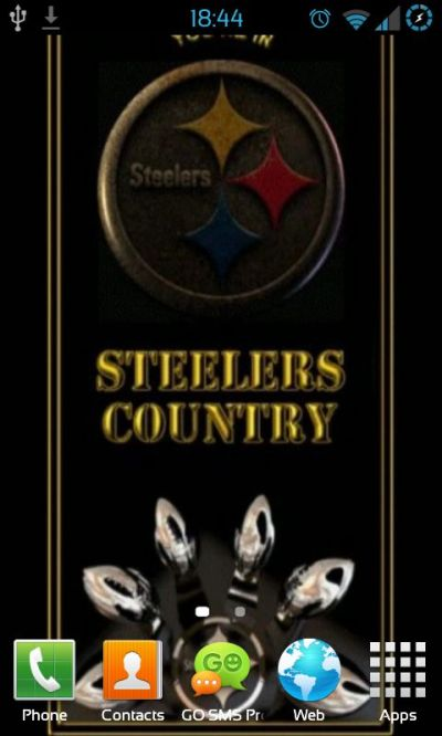 Free Pittsburgh Steelers NFL Live Wallpaper APK Download For Android | GetJar