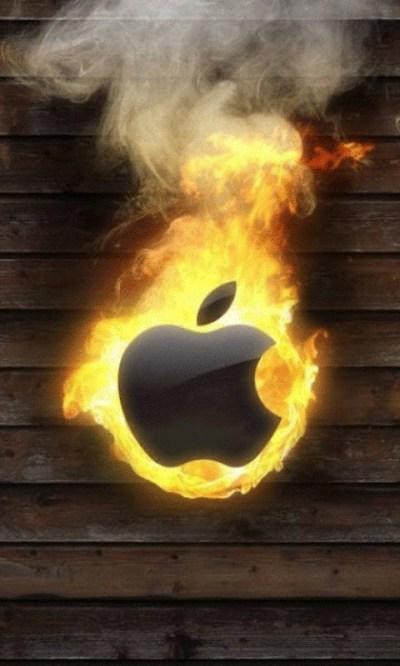 Free Burning Apple Live Wallpaper APK Download For Android | GetJar