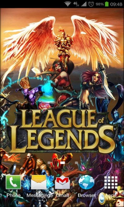 Free League of Legends Wallpapers HD APK Download For Android   GetJar