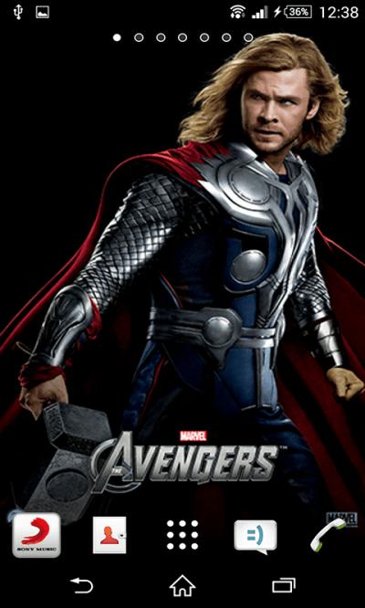 Free Avengers Live Wallpaper APK Download For Android   GetJar