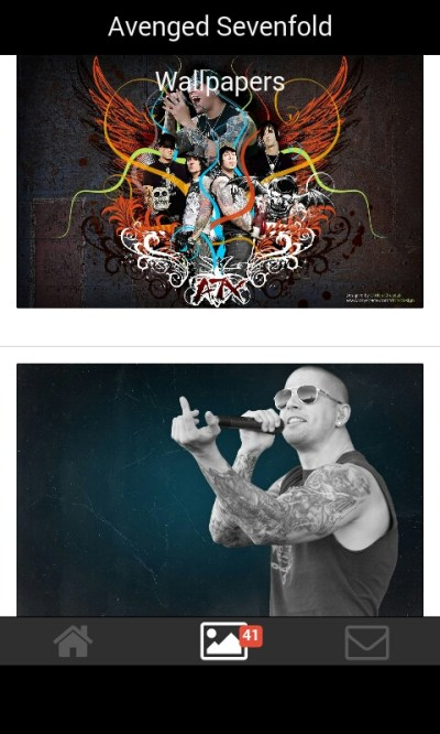 Free Avenged Sevenfold Wallpapers HD APK Download For Android | GetJar