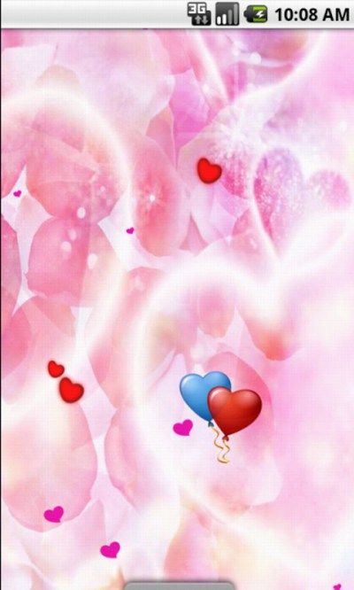Free Pink Heart Cute Live Wallpaper APK Download For Android | GetJar