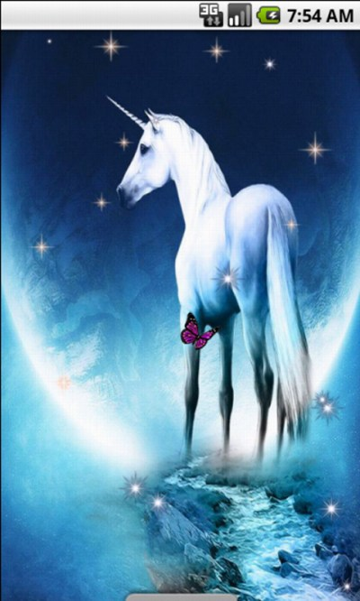 Free Unicorn Cool Live Wallpaper APK Download For Android | GetJar