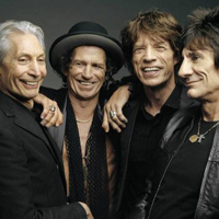 The Rolling Stones Planning 2012 London Gig