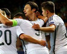 Video: U21 Cộng Hòa Séc vs U21 Đức