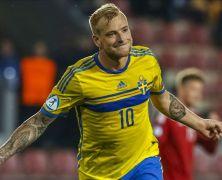 Video: U21 Đan Mạch vs U21 Thụy Điển