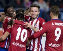 Video: Atletico Madrid vs Reus Deportiu