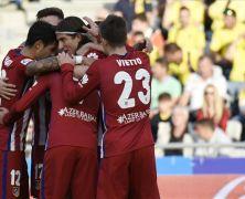 Video: Las Palmas vs Atletico Madrid