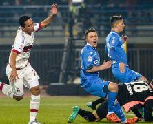 Video: Empoli vs AC Milan