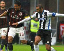 Video: AC Milan vs Udinese