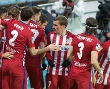 Video: Getafe vs Atletico Madrid