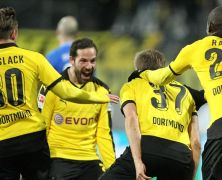 Video: Darmstadt 98 vs Borussia Dortmund