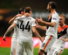 Video: Sporting Braga vs Shakhtar Donetsk