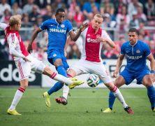 Video: Ajax vs PSV